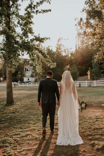 adela and scott malibou lake mountain club wedding