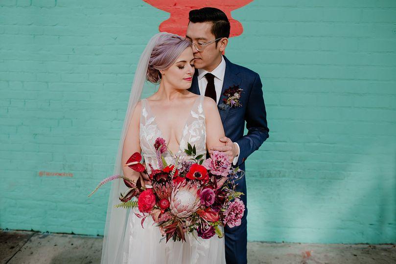 gillian and jon wedding at millwick los angeles arts district 47 51 783149