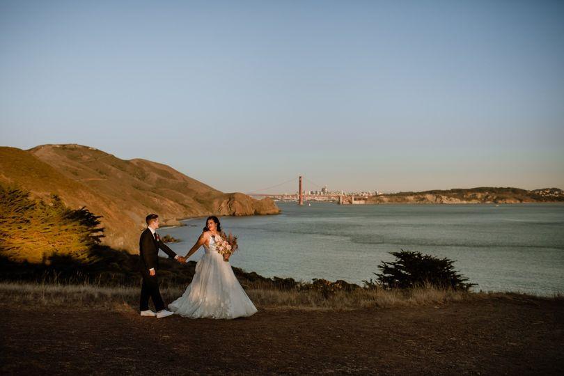 San Francisco Bay Area Wedding