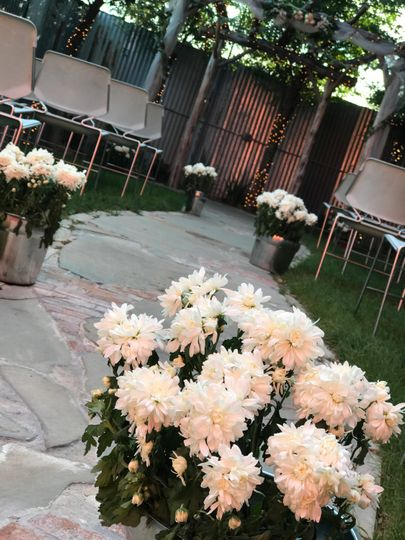 Flower pathway