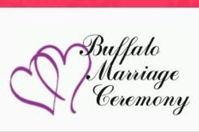Buffalo Marriage Ceremony
