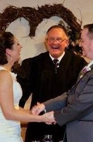 ceremony with love and laughter