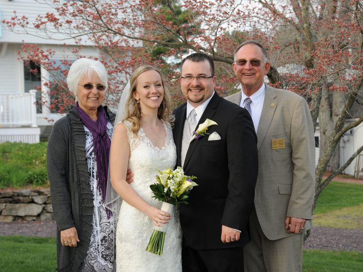 Tmx 1466725329067 Spring Ceremony Spencer wedding officiant