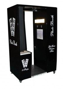 Fastest printing photo booth in the world.