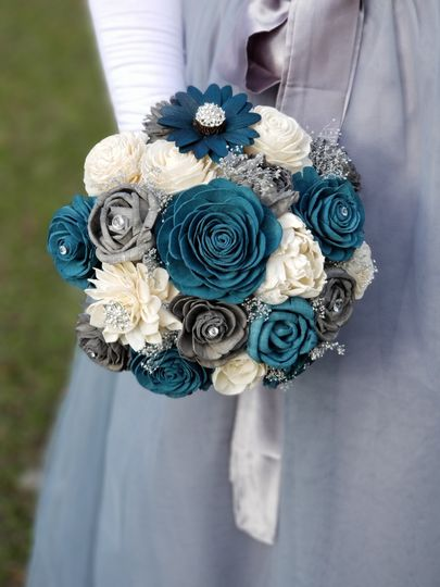 Glam Sparkle Bouquet