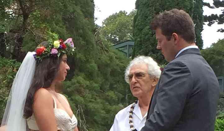 Distinctive Weddings Maui/ Joseph Narrowe