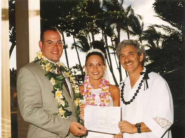 Tmx 1363633841751 Weddingpic1 Puunene, Hawaii wedding officiant