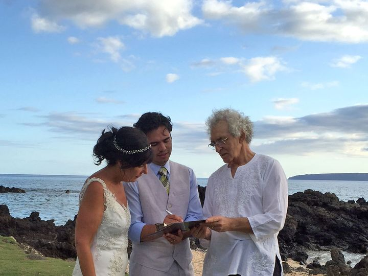 Tmx 1488593200486 Img0130 Puunene, Hawaii wedding officiant