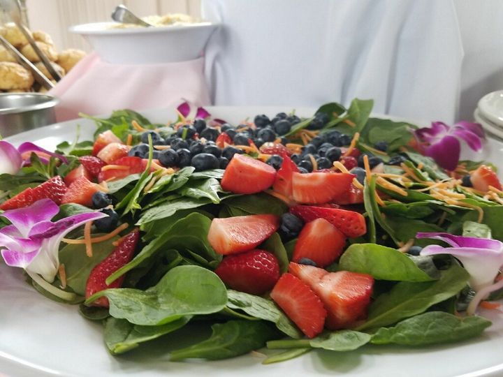 Tmx 1490889199982 Karen Eppes Strawberry Salad Redwood City, CA wedding catering