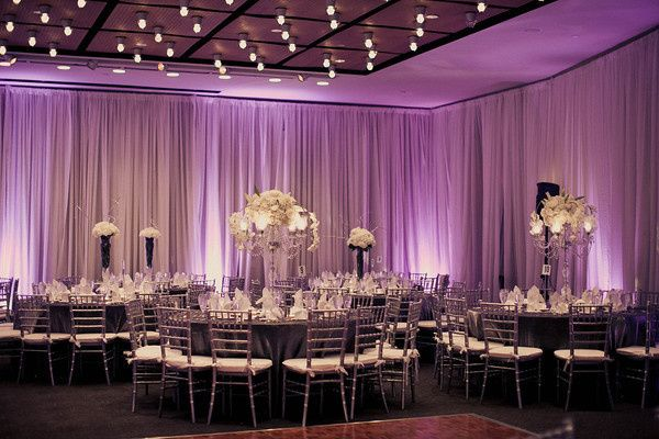 Reception in the Magnolia Ballroom