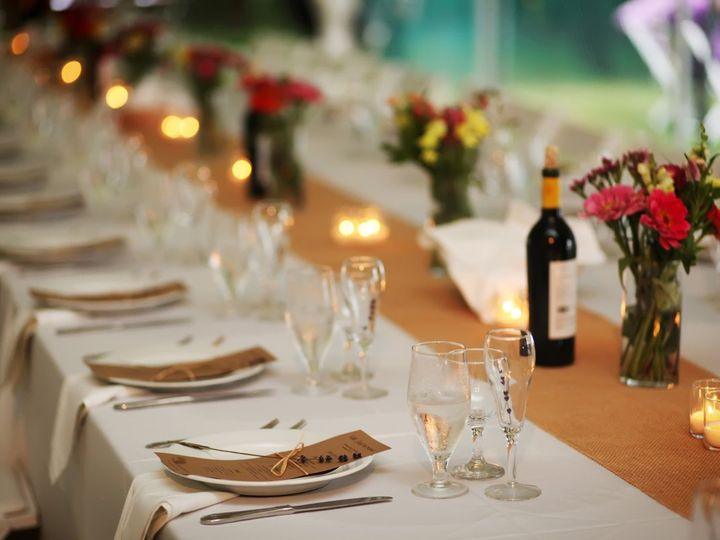 Tmx 1349463004057 TableSetting1 Poughkeepsie, New York wedding catering