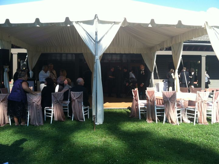 Tmx 1378486015152 Outside Tent Poughkeepsie, New York wedding catering