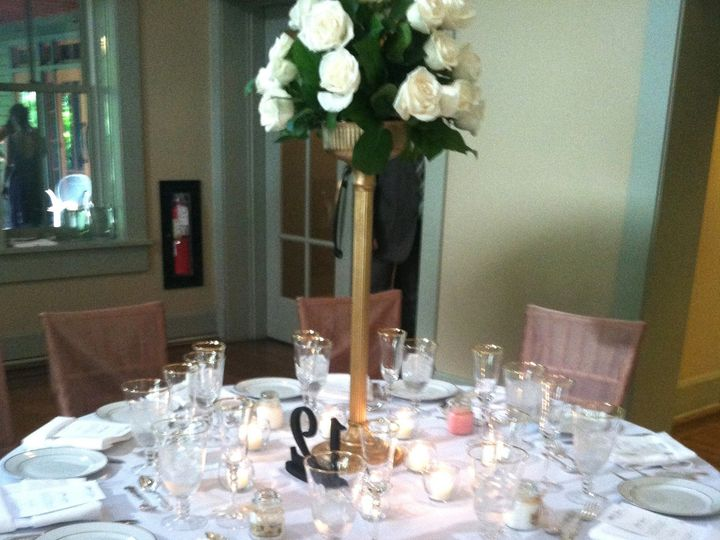 Tmx 1378486038667 Table Setting Poughkeepsie, New York wedding catering