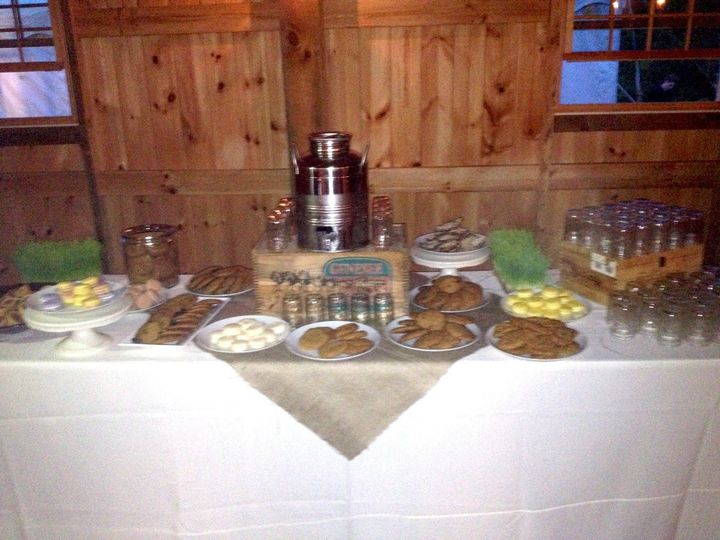Tmx 1378486868096 Milk And Cookies Poughkeepsie, New York wedding catering