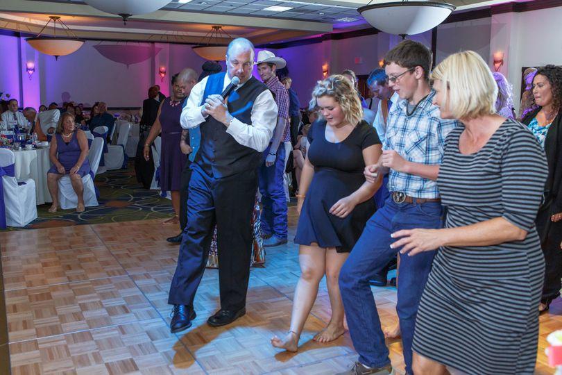 line dance instruction