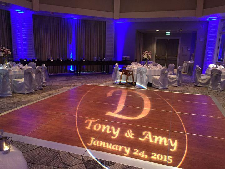 Tmx 1427378665009 Sanibel Harbour Monogram And Uplighting 1 Fort Myers, FL wedding dj