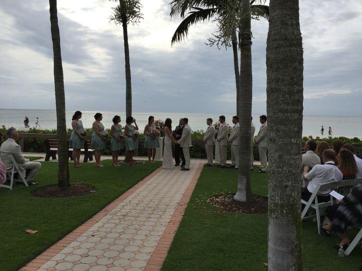 Tmx 1452721049624 Eighth Avenue South Ceremony 001 Fort Myers, FL wedding dj