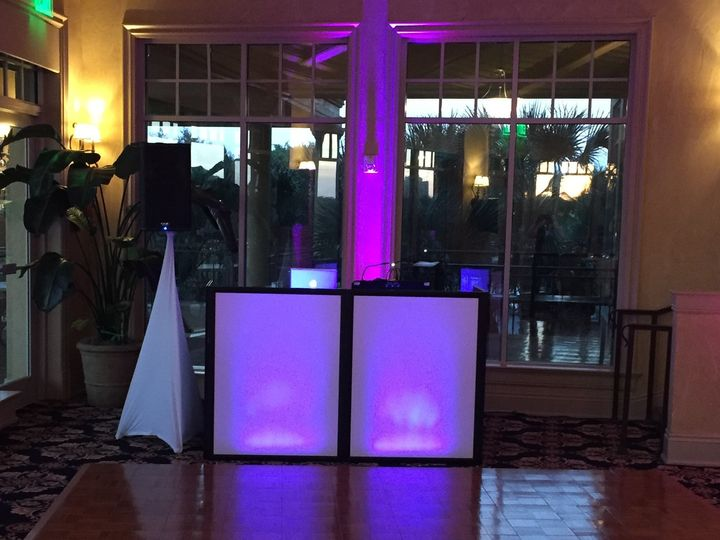 Tmx 1452721113283 The Colony Dj Set Up 003 Fort Myers, FL wedding dj