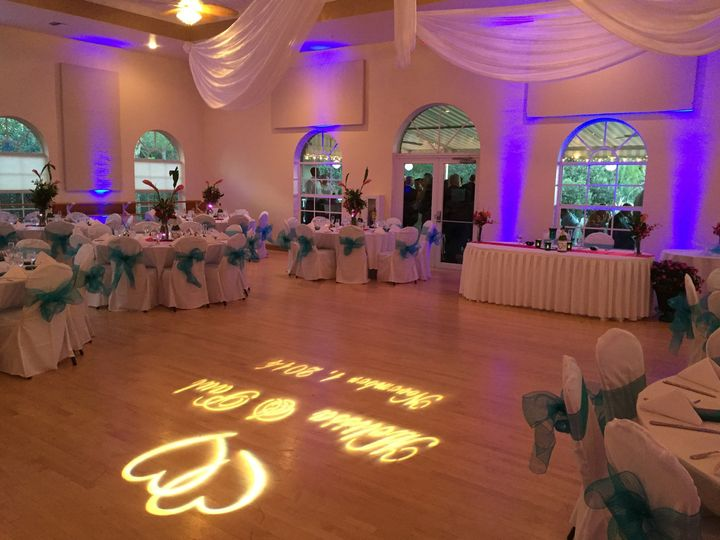 Tmx 1452727938825 Etudes De Ballet Gobo Monogram And Uplighting 2 Fort Myers, FL wedding dj