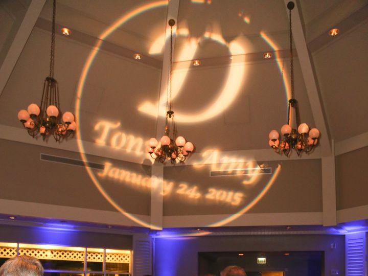 Tmx 1452727999941 Sanibel Harbour Resort Gobo Monogram And Bride 2 Fort Myers, FL wedding dj