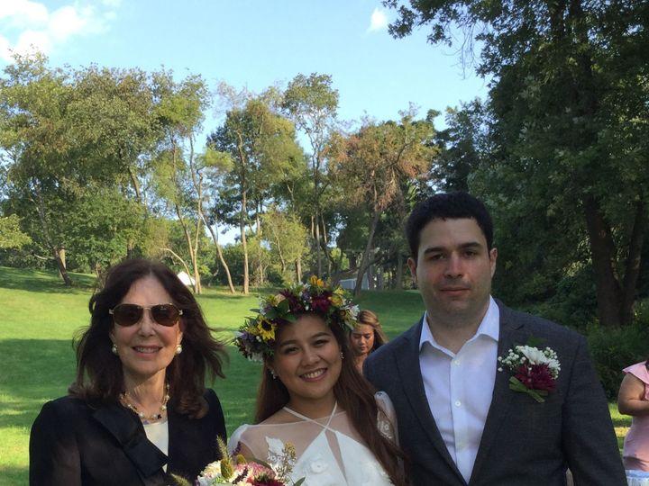 Tmx 1538960410 277d9272f48dc159 1538960402 2d6b2c52779aaf71 1538960370357 24 C0F0ACA3 F449 4AB Chestnut Hill, Massachusetts wedding officiant