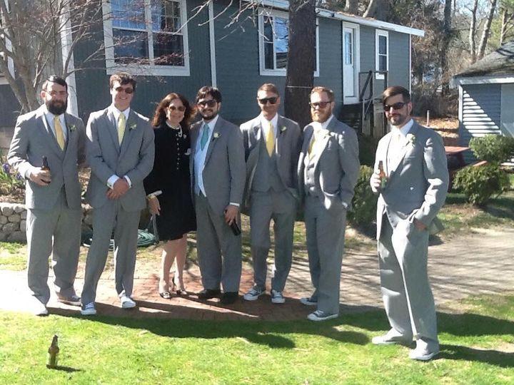 Tmx 1538960999 64798e12eaf1f19c 1538960996 4da8aedffa438560 1538960982626 18 949B8274 8F86 477 Chestnut Hill, Massachusetts wedding officiant