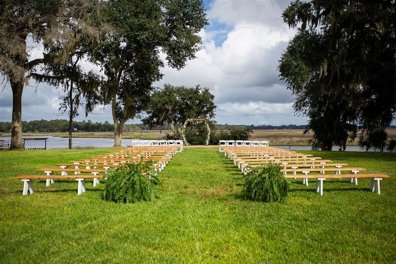 Gorgeous Ceremony Spaces