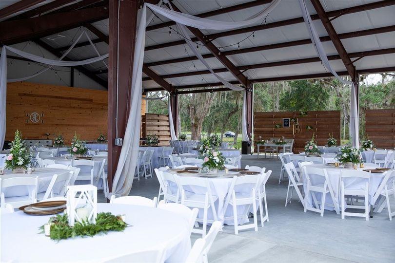 The Bluff Pavilion