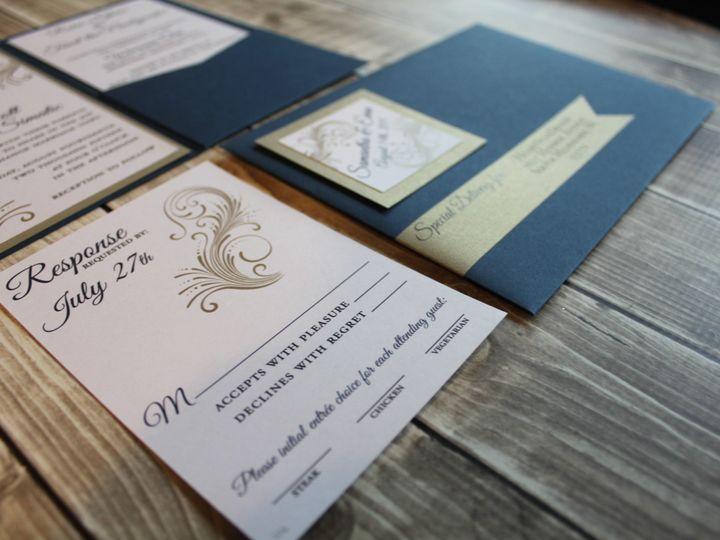 Tmx 1465335765366 Img4994 South Milwaukee wedding invitation