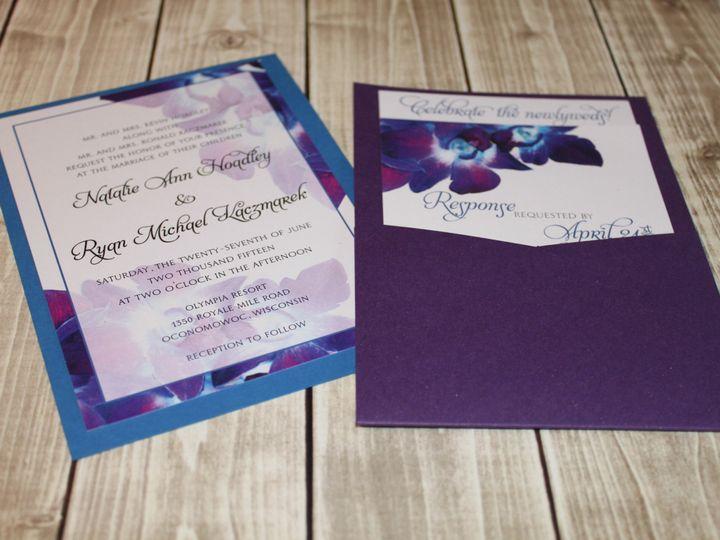 Tmx 1465335894819 Img5117 South Milwaukee wedding invitation