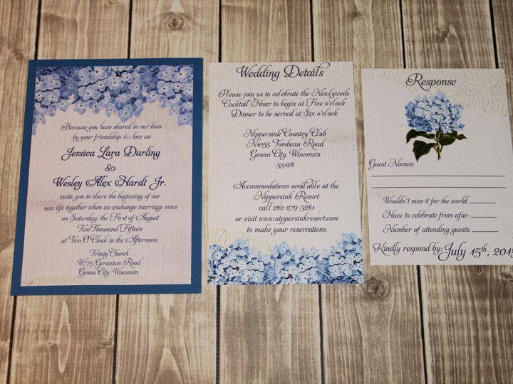 Tmx 1465335943663 Img5120 South Milwaukee wedding invitation