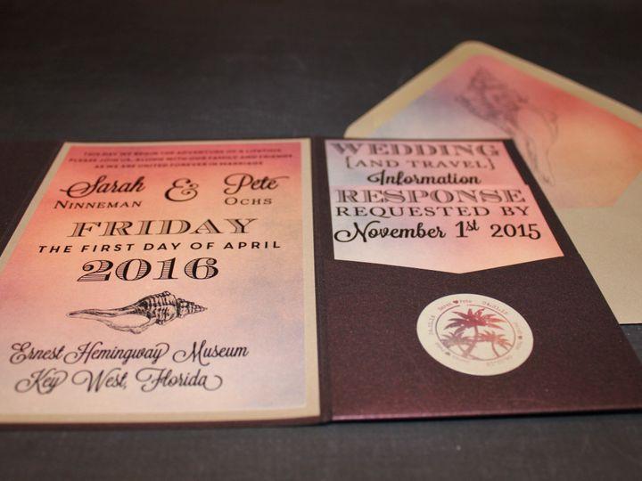 Tmx 1465336116906 Img5160 South Milwaukee wedding invitation