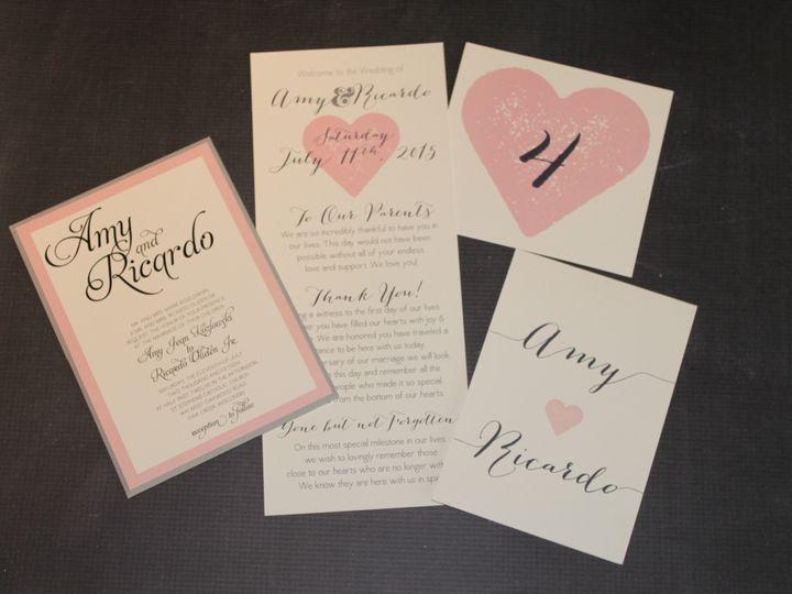 Tmx 1465336327892 Img5224 South Milwaukee wedding invitation