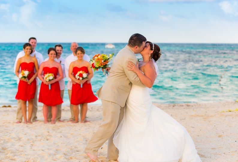 Playa del Carmen wedding