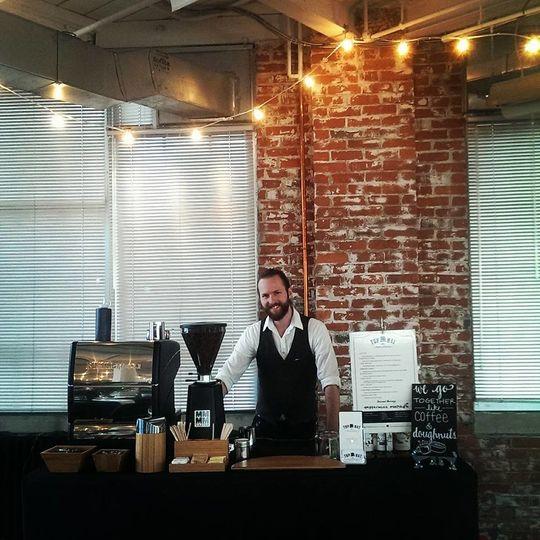 Espresso catering