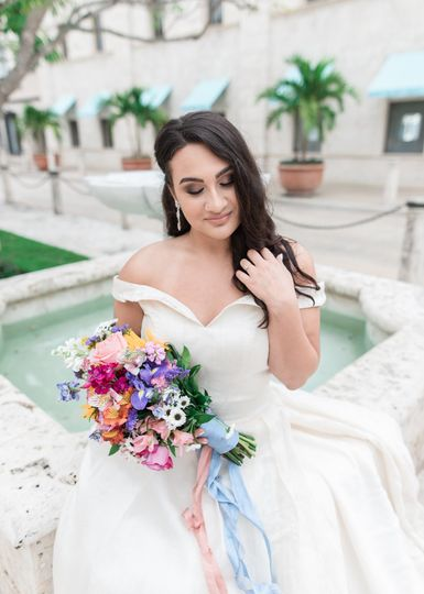 Palm Beach Bridal Session