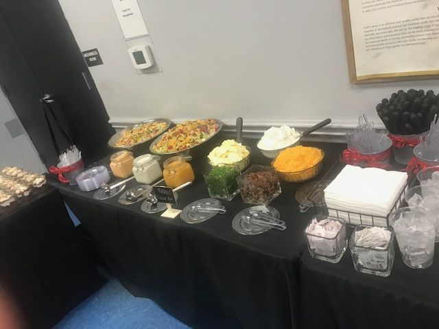 Salad & Potato Bar