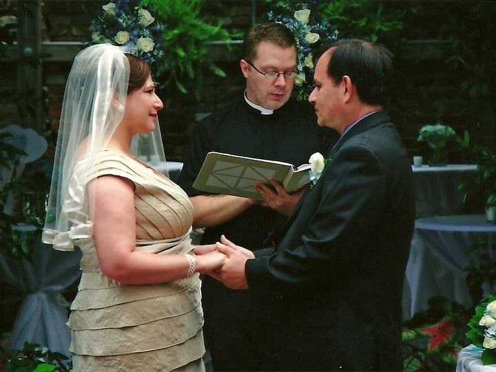 Tmx 1403831079917 Greenwedding0001 Virginia Beach, Virginia wedding officiant