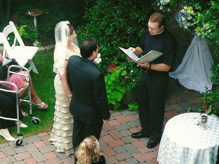 Tmx 1403831083049 Greenwedding0002 Virginia Beach, Virginia wedding officiant