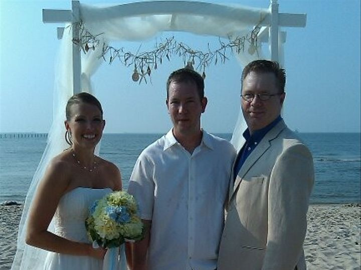 Tmx 1403831116824 Wed7 Virginia Beach, Virginia wedding officiant