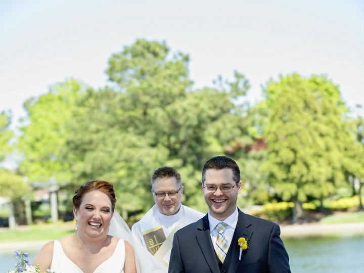 Tmx 1471617528424 Meekinswedding 251 Virginia Beach, Virginia wedding officiant