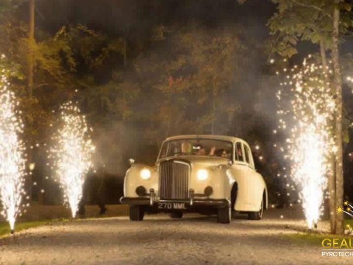 Tmx Geaux Pyro Send Off 1 51 782249 V1 Covington, LA wedding eventproduction