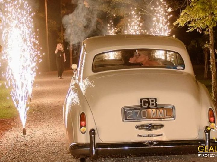 Tmx Geaux Pyro Send Off 51 782249 V1 Covington, LA wedding eventproduction
