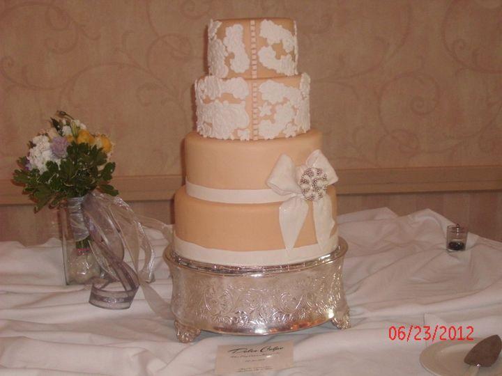A Faux Cake