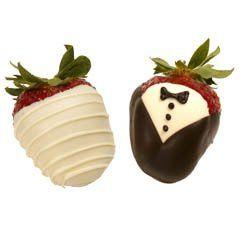 brideandgroomstrawberries