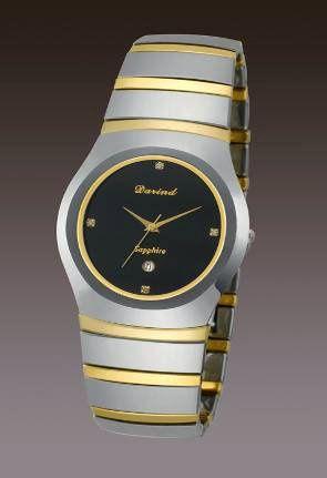 Gladiator Tungsten Carbide Watch http://www.tungstenjewelryrings.com Band:Tungsten Glass:Sapphire...