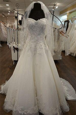 Tmx 1465847584407 Rena Elle Couture Wedding Dress 2 Maple Shade, New Jersey wedding dress