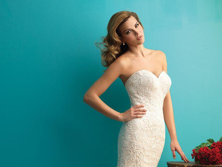 Tmx 1465847675720 Allure Bridals Style 9254 Maple Shade, New Jersey wedding dress