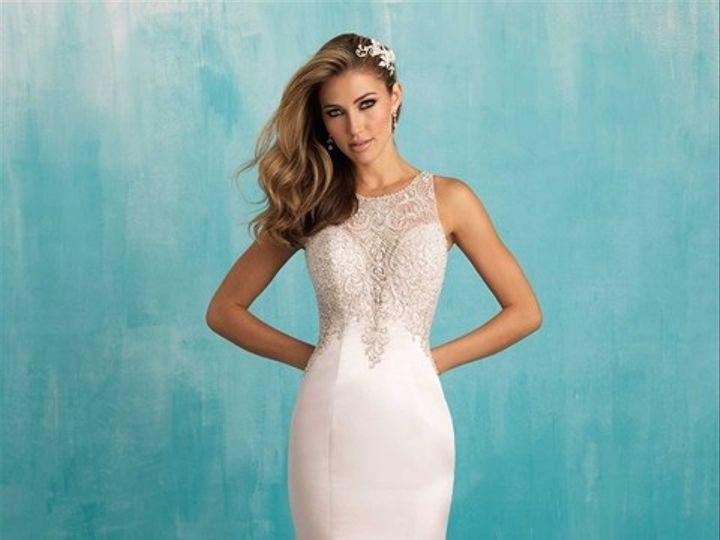 Tmx 1465847718763 Allure 2016 Mermaid Maple Shade, New Jersey wedding dress