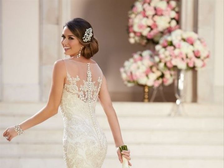 Tmx 1504365756325 Fit And Flare Stella York Trunk Show Maple Shade, New Jersey wedding dress